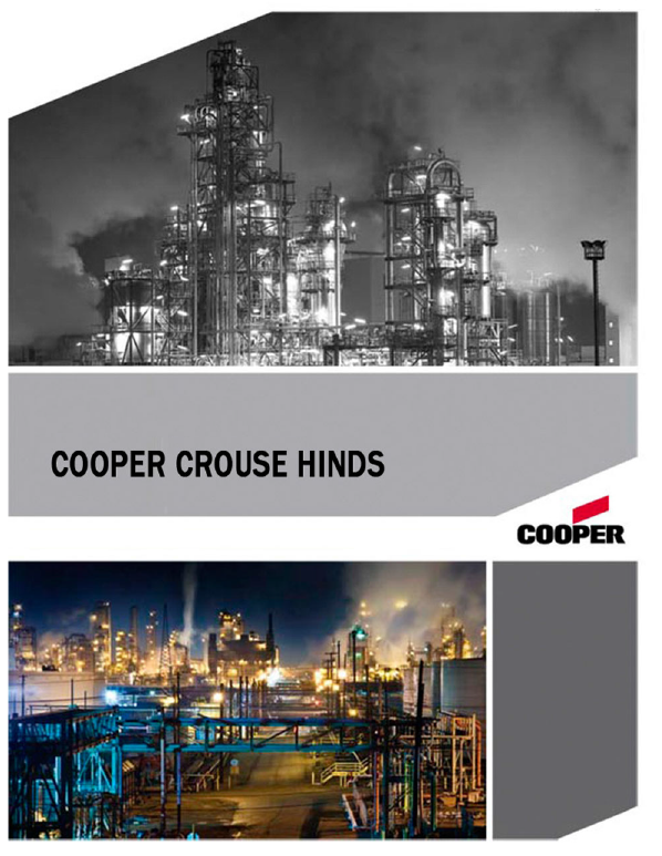 Cooper by EATON 安防和工业自动化Security and industrial automation(18+20BGFO)