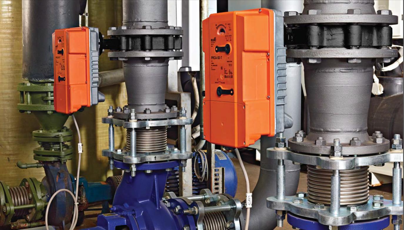 Belimo博力谋暖通系统HVAC System – 阀门和执行器Valves and Actuators(20BDNJO)