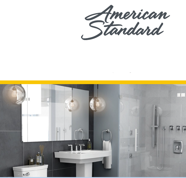 American Standard 美标卫浴Fixtures and Faucets | 泛湃机电 +86 ...