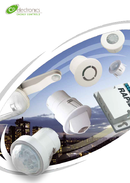 CP Electronics 节能(照明)控制Energy Saving Controls