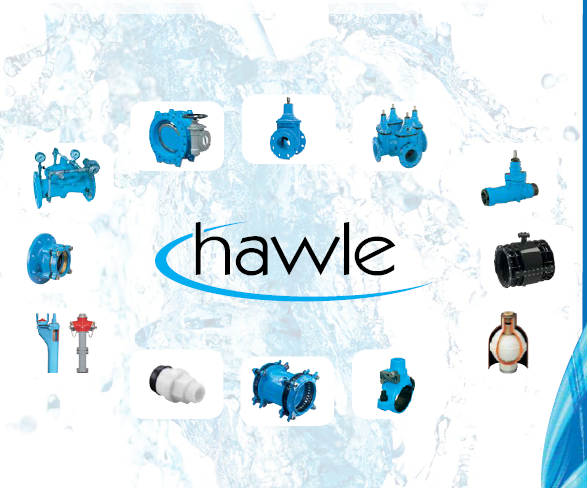 HAWLE  -阀门控制器和配件Valves controller and Accessories