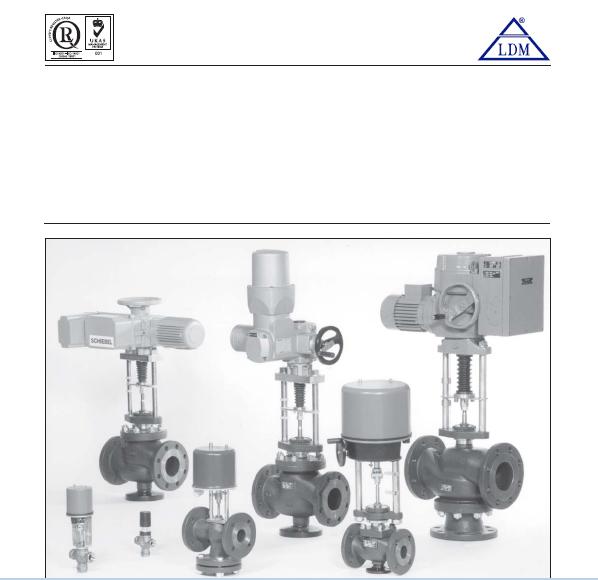 LDM -阀门控制器和配件Valves controller and Accessories