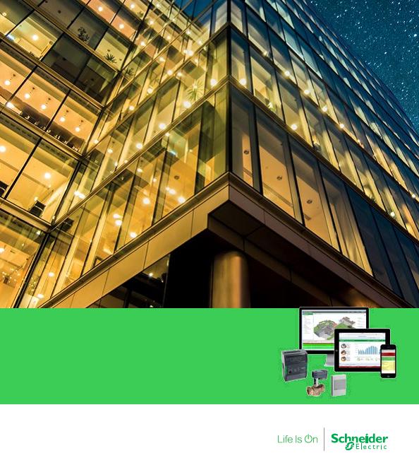 Schneider Electric施耐德(TAC) StruxureWare综合楼宇管理系统Integrated building management system (BLBO)