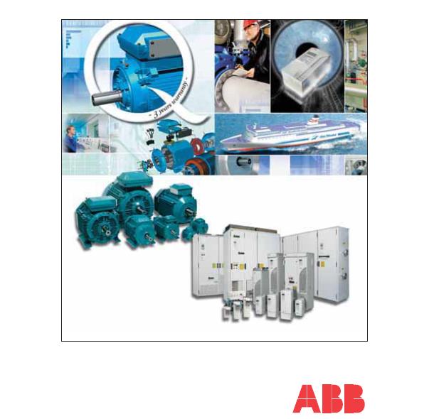 ABB电机和变频器(驱动)(BLDYO)Motors and Drives