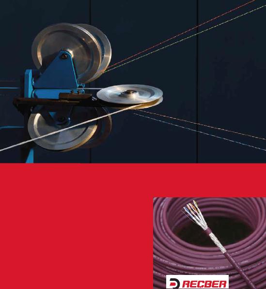 RECBER控制和信号电缆Control and signal cable