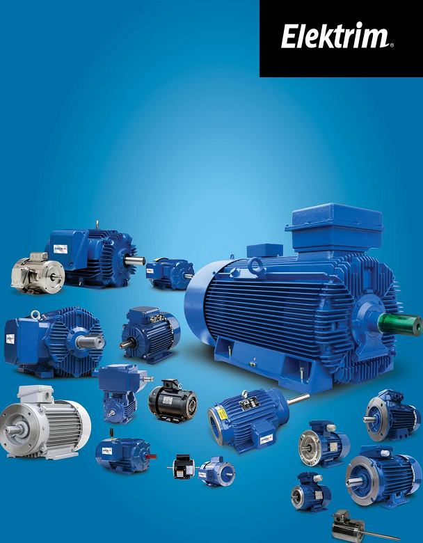 Elektrim -电机和配件Motor