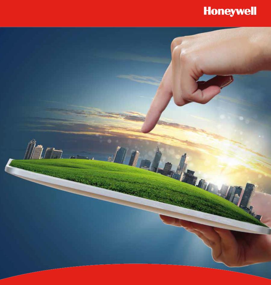 Honeywell霍尼韦尔HVAC暖通空调系统(15-19BYBXO)System