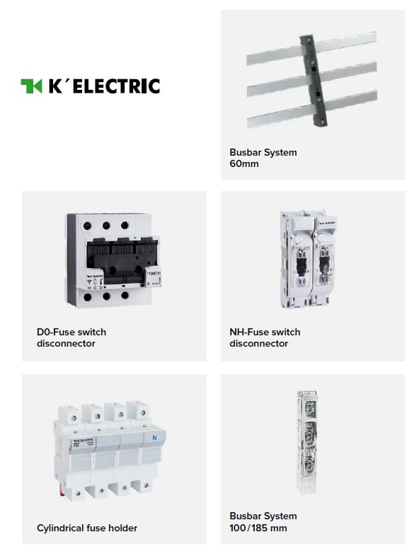K'ELECTRIC-电气产品