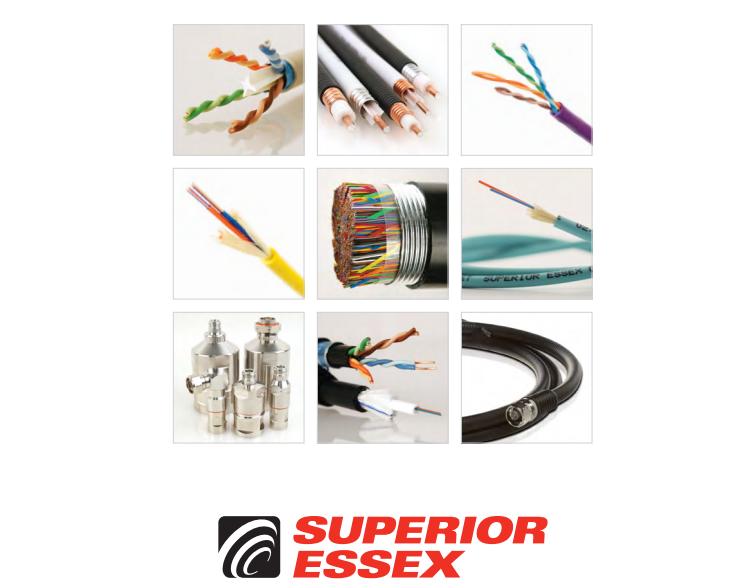 Superior Essex-通信电缆Cable