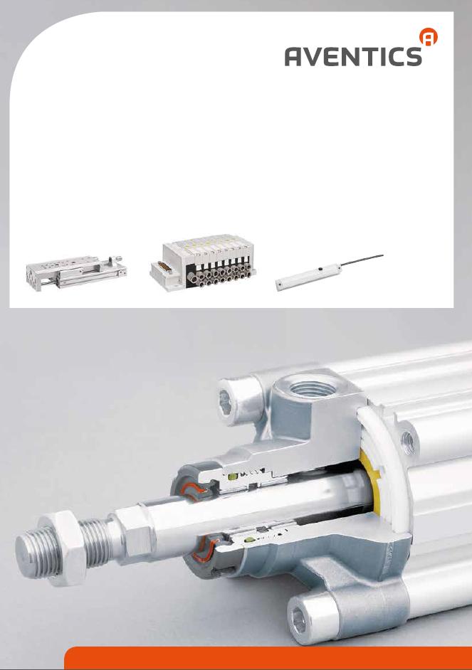 Aventics安沃驰气动元件Pneumatic Products-2