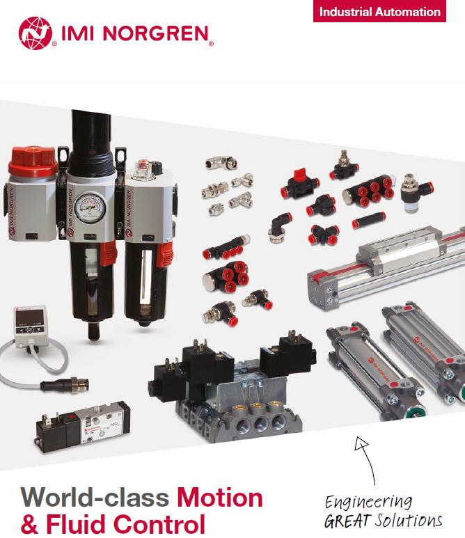 NORGREN-诺冠 (气动)运动和流体控制Motion & Fluid Control