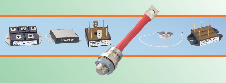 Powersem - 半导体模块Semiconductor devices - IGBT Module