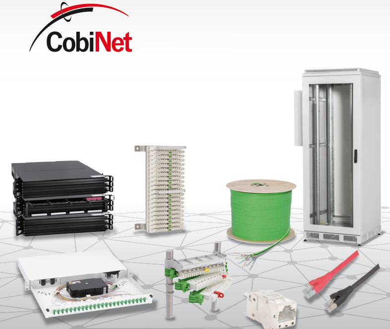 CobiNet - 通信产品Telecommunication