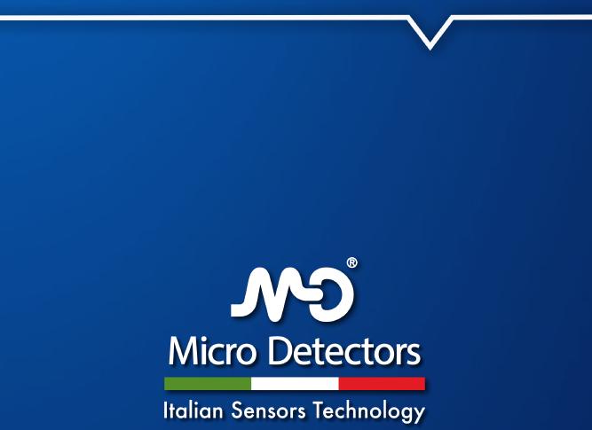 M.D. Micro Detectors-传感器sensors