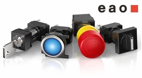 EAO - 控制按钮和指示灯Control buttons and indicators