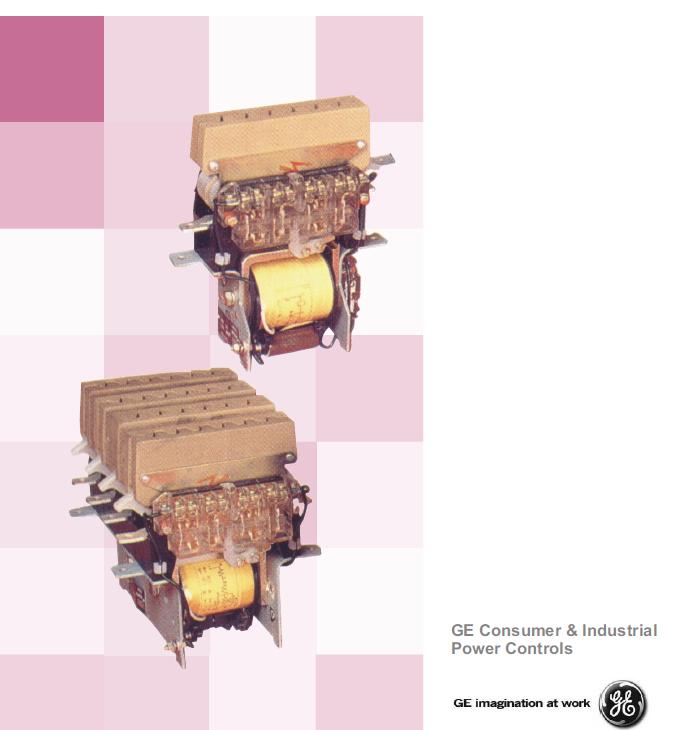 GE SU系列接直流触器DC contactor